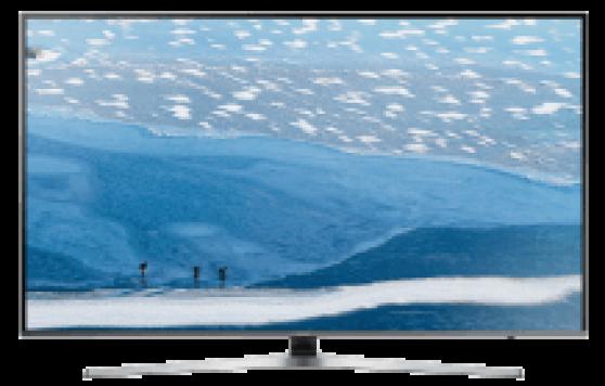 Samsung UE55KU6459 LED TV (Flat, 55 Zoll, UHD 4K, SMART TV)