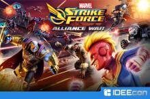Marvel Strike Force Spiel hängt bei 42% Lösung!