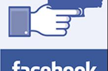 Waffenverkauf auf Facebook