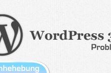 WordPress 3.5: Probleme Quick Edit, Admin Drop Down, Artikelbild, Schlagwörter, Status, Sichtbarkeit, Optionen