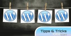 WordPress Änderungen anhand von Child Themes