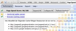 WordPress – Leverage Browser Cache Google Analytics – Page Speed