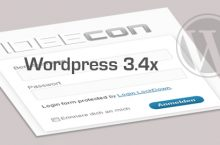 WordPress 3.4x – Login Logo ändern ohne Plugin