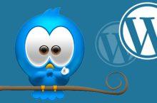 WordPress Artikel automatisch bei Twitter posten