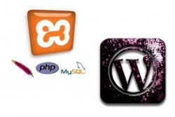 WordPress Themes zum Testen lokal installieren mit Xampp